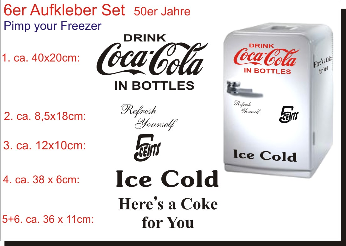 coca kaufen k hlschrank mini cola cook. Black Bedroom Furniture Sets. Home Design Ideas